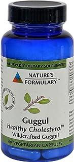 Nature's Formulary Guggul - 60 Vegetarian Capsules