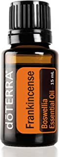 doTERRA - Frankincense Essential Oil - Supports Healthy Cellular Function, Aroma Promotes Relaxing Feelings, Supports Healthy Immune and Nervous Function; For Diffusion, Internal, or Topical Use - 15 mL