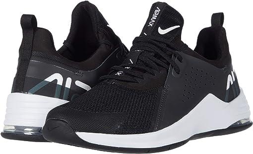 Black/White/Dark Smoke Grey
