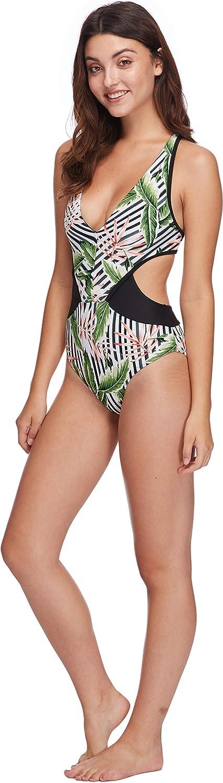 Body Glove Womens Talia One Piece Monokini Swimsuit