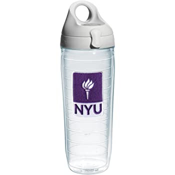 24 oz Clear Tervis Virginia University Of College Pride Water Bottle with Grey Lid