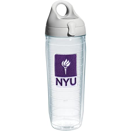 Design-1 Hawaii Pacific University Tritan Plastic Frosted Sport Water Bottle White