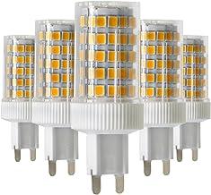 LED Light Bulb Dimmable G9 10W 86LED 2835SMD 850-950 Lm Warm White/Cool White/Natural White LED Ceramics Lamp AC 220-240V...