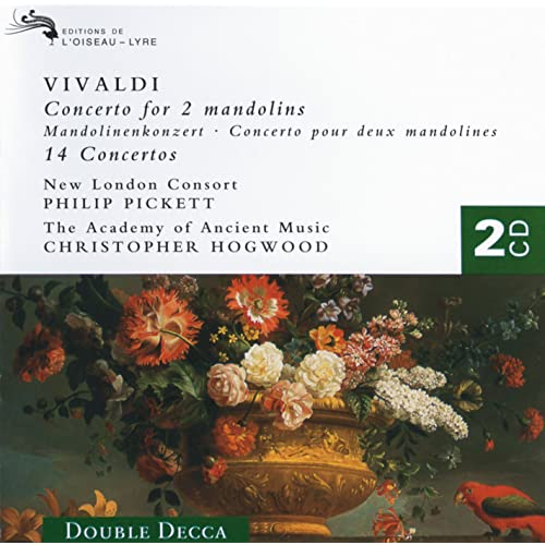 Vivaldi: Concerto for Lute, 2 Violins and Continuo in D