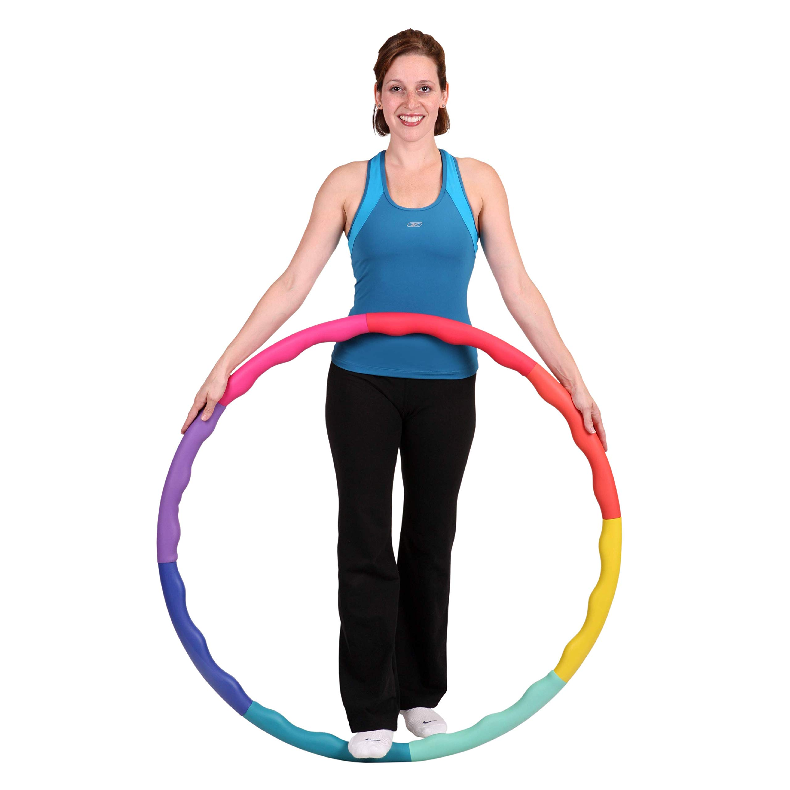 5lb Weighted weight loss Hoola Hoop  for Exercise,Fitness workout Health Hoop®