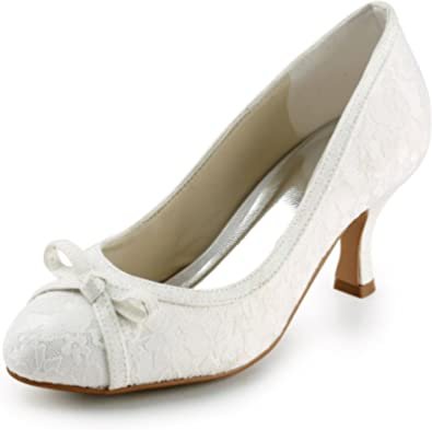 JIA JIA Wedding 586441 Scarpe Sposa Scarpe col Tacco Donna