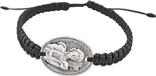 saint sebastian bracelet