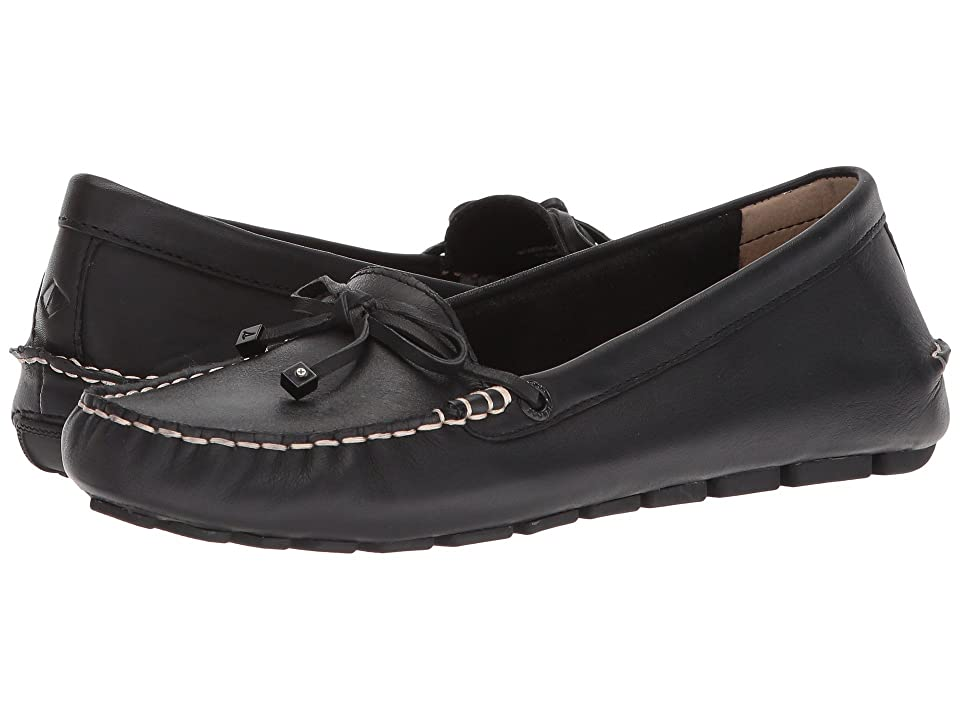 Sperry Katharine Leather (Black) Women