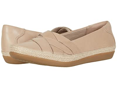 Clarks Danelly Shine (Sand Leather) Women