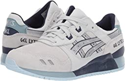 a7bd66fbe ASICS Tiger. Gel-Lyte III.  110.00. 3Rated 3 stars. Glacier Grey Silver