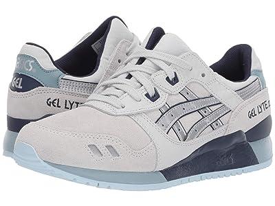 ASICS Tiger Gel-Lyte III (Glacier Grey/Silver) Women