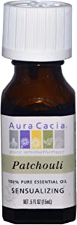 Aura Cacia Pure Essential Oil, Patchouli.5 fl oz (15 ml)