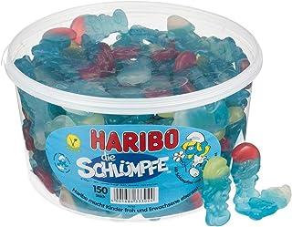 Haribo Smurfs, Schlümpfe, 1350g Tub