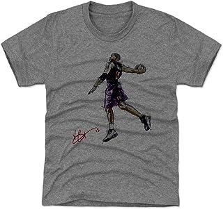 500 LEVEL Vince Carter Toronto Basketball Kids Shirt - Vince Carter Windmill Signature PR