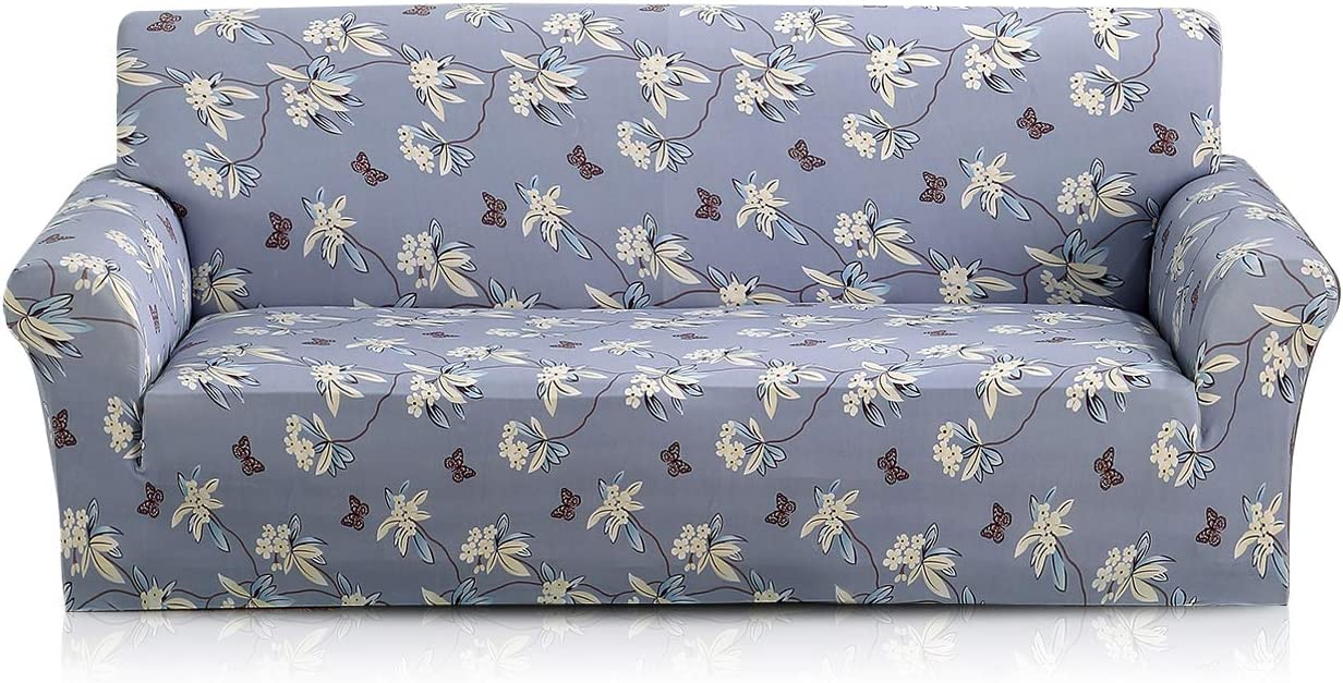 VanderHome Sofa Cover Stretch Printed Large special price Slipcover Attention brand Anti Floral