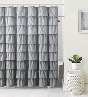 Best solid teal shower curtain Reviews