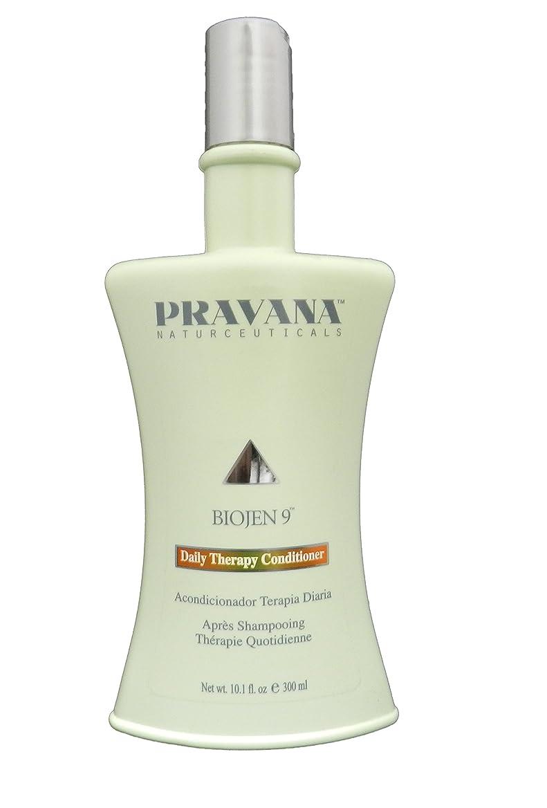 答え辞書研磨剤Pravana BIOJEN 9デイリーセラピーコンディショナー10.1オンス(300ミリリットル)