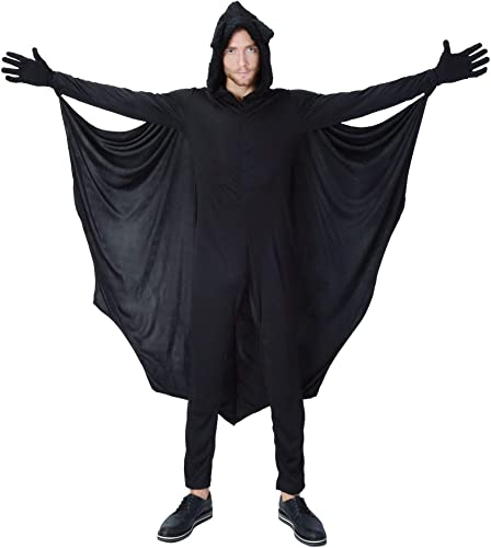 MYLEDI Costume Siamois pour Hommes - HalFaibleeen Cosplay Festival Robe Up