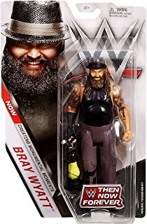 WWE Basic Series Then Now Forever Bray Wyatt Action Figure 6.5 Inches