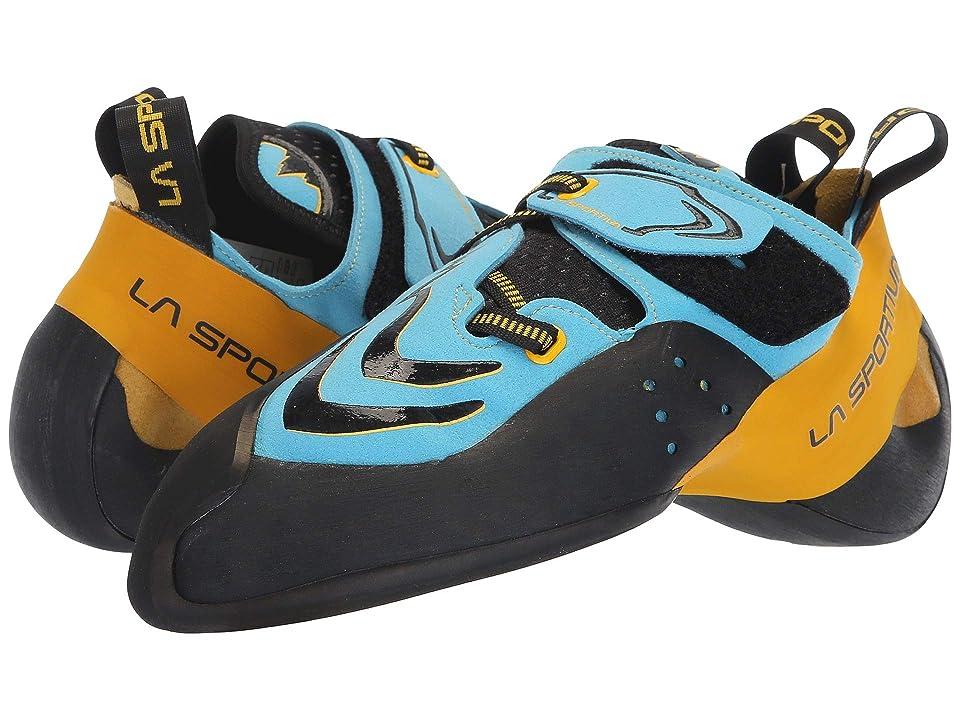 La Sportiva Futura (Blue/Yellow) Men