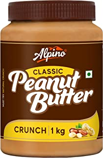Alpino Peanut Butter Crunch, 1kg