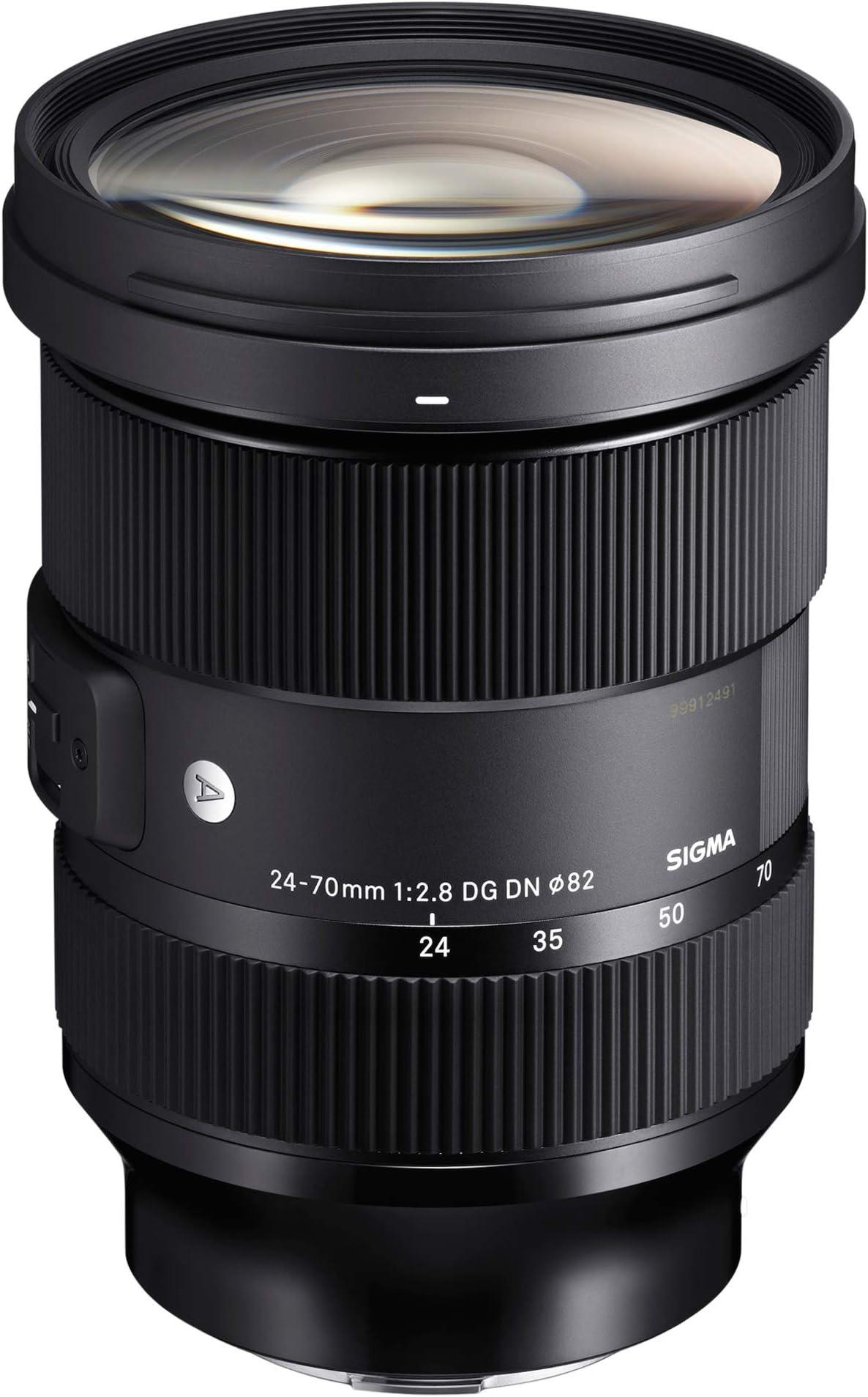 Sigma 24-70mm f/2.8 DG DN Art Zoom Full Frame L-Mount Lens