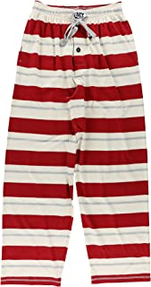 Family Matching Christmas Pajamas by LazyOne | Country Stripe Festive Holiday PJ's