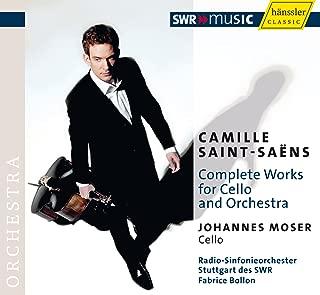 Saint-Saens, C.: Cello Concertos Nos. 1 and 2 / Suite in D Minor / Allegro Appassionato / The Swan