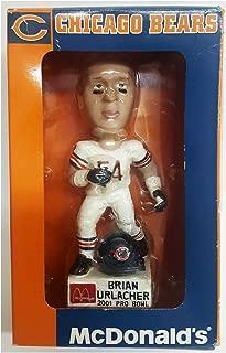 2001 Pro Bowl Chicago Bears Brian Urlacher Bobblehead McDonalds's Promo