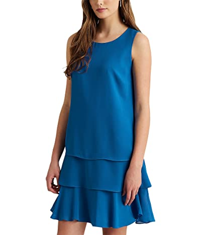 LAUREN Ralph Lauren Tyree Sleeveless Day Dress