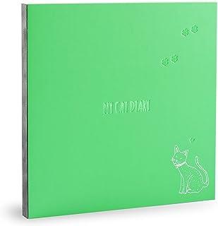 Diario-Agenda-Album del mio GATTO per raccogliere tutti i momenti speciali - MY CAT DIARY