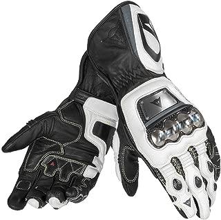 Dainese D1 Full Metal Gloves (SMALL) (BLACK/WHITE/ANTHRACITE)