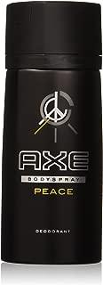AXE Peace Deodorant Body Spray (150ml) (Pack of 6)