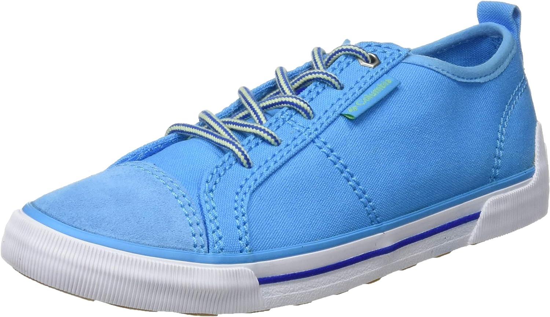 Columbia Women's GOODLIFE LACE Trainers, bluee (Riptide, Jade Lime 463), 5 (38 EU)