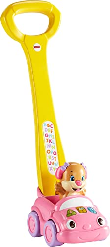 100% a estrenar con calidad original. Fisher-Price Laugh & Learn Sis' Smart Stages Stages Stages Push Car by Fisher-Price  nueva gama alta exclusiva