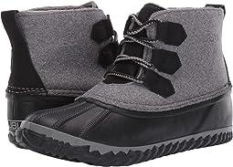 Black/Felt Grey