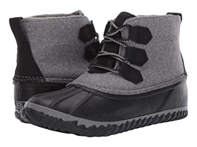 JBU Nala (Black/Felt Grey) Women