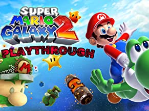 Clip: Super Mario Galaxy 2 Playthrough