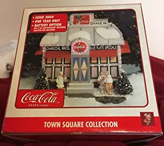 Coca Cola Town Square Collection, Kate's Diner
