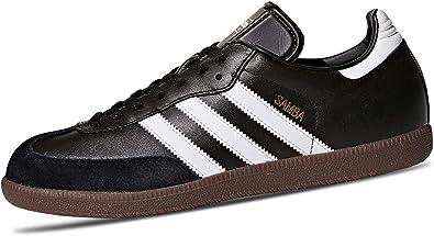 adidas Herren Samba Leather Low-Top Sneakers