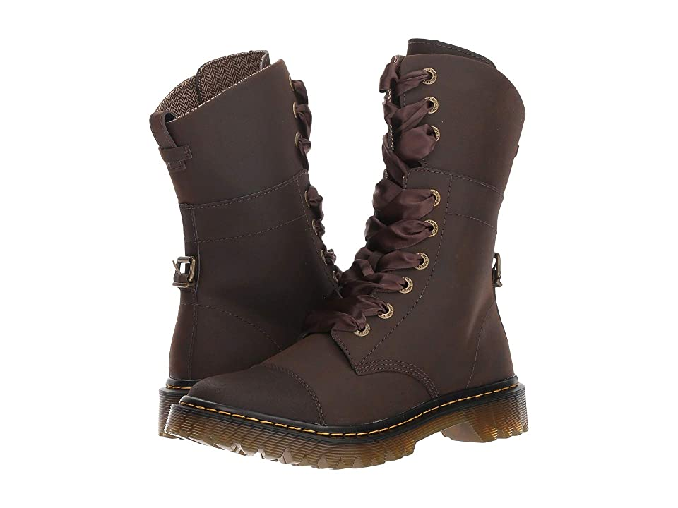 Dr. Martens Yuba (Dark Brown Mowhawk) Women