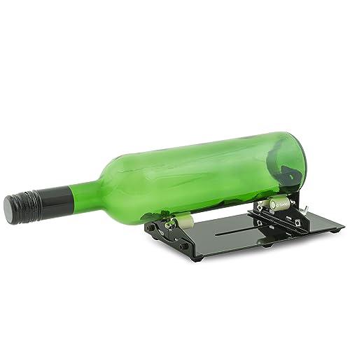 Gadgy ® Maquina Cortador de Botellas de Vidrio | Glass Cristal Bottle Cutter | Hacer Corta