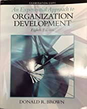 An Experiential Approach to Organization Development