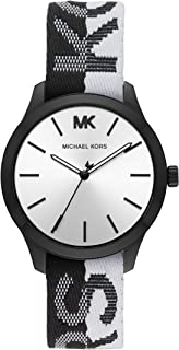 Michael Kors Runway Stainless Steel Watch