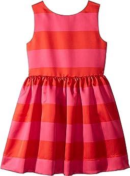 Woven Carolyn Dress (Little Kids/Big Kids)