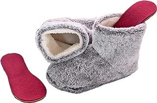 Best cozy feet microwave slippers Reviews