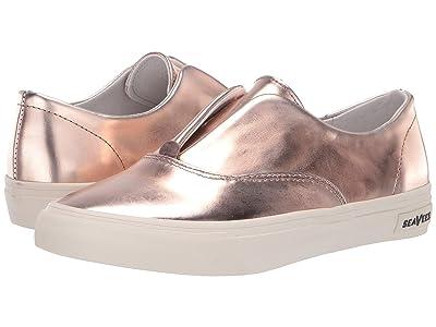 SeaVees Sunset Strip Sneaker (Rose Gold) Women