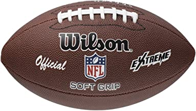 Balón de fútbol americano Wilson NFL Extreme, color marrón