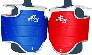 Star Sports Taekwondo WTF Sparring Gear Chest Guard
