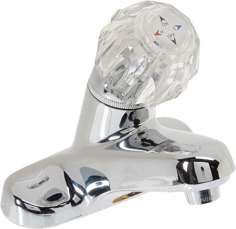 Binford 5510-Lf Single Handle Lavatory Faucet